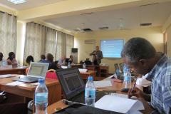 photo conference room TTT Tanzania